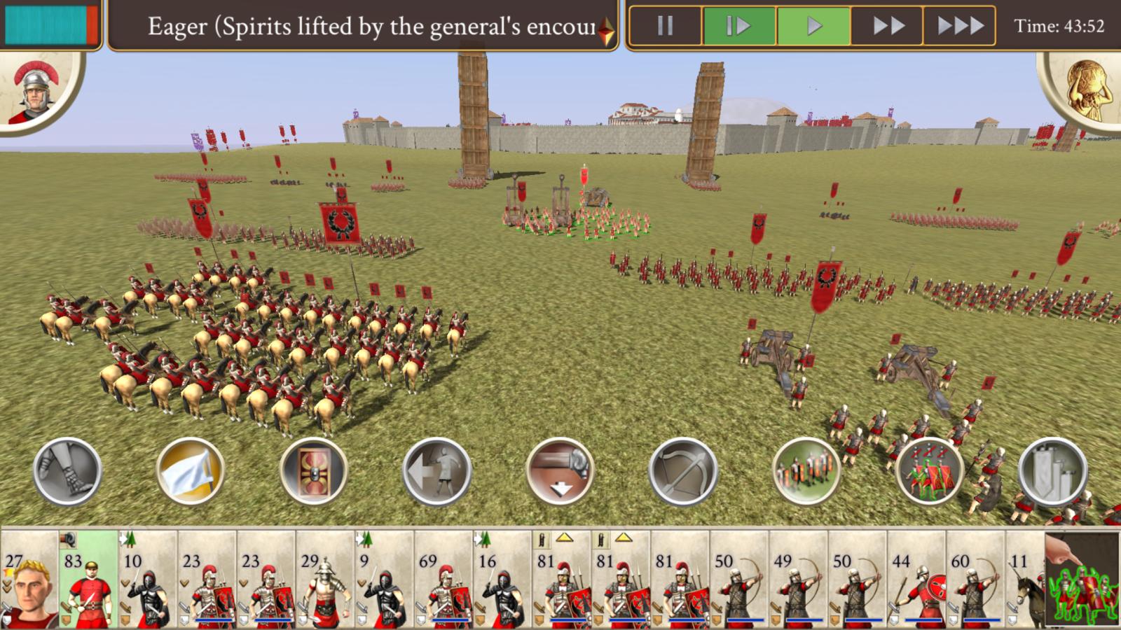 Rome total wars