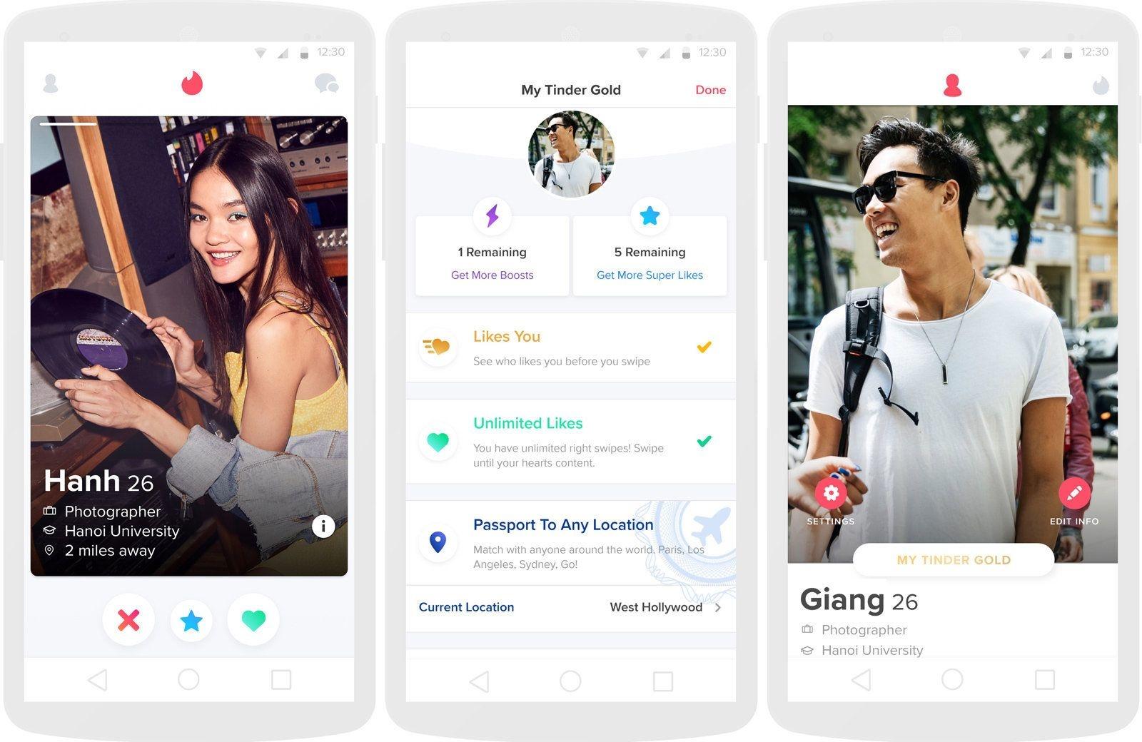 best dating apps - Tinder