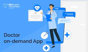 healthcare apps - doctor in demand