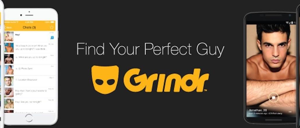 best dating apps - grindr