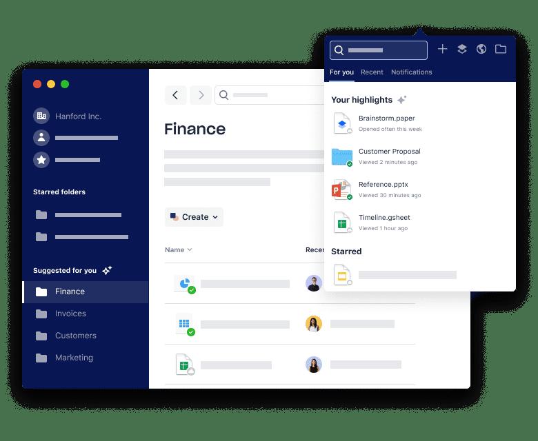 best working apps - Dropbox