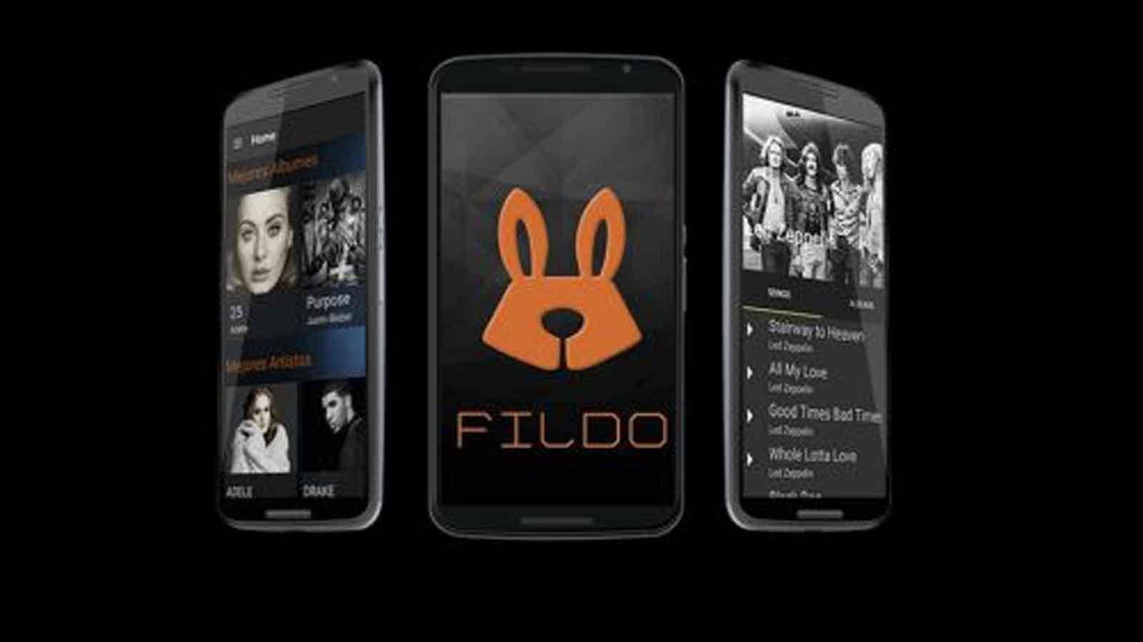 Fildo - ANdroid app
