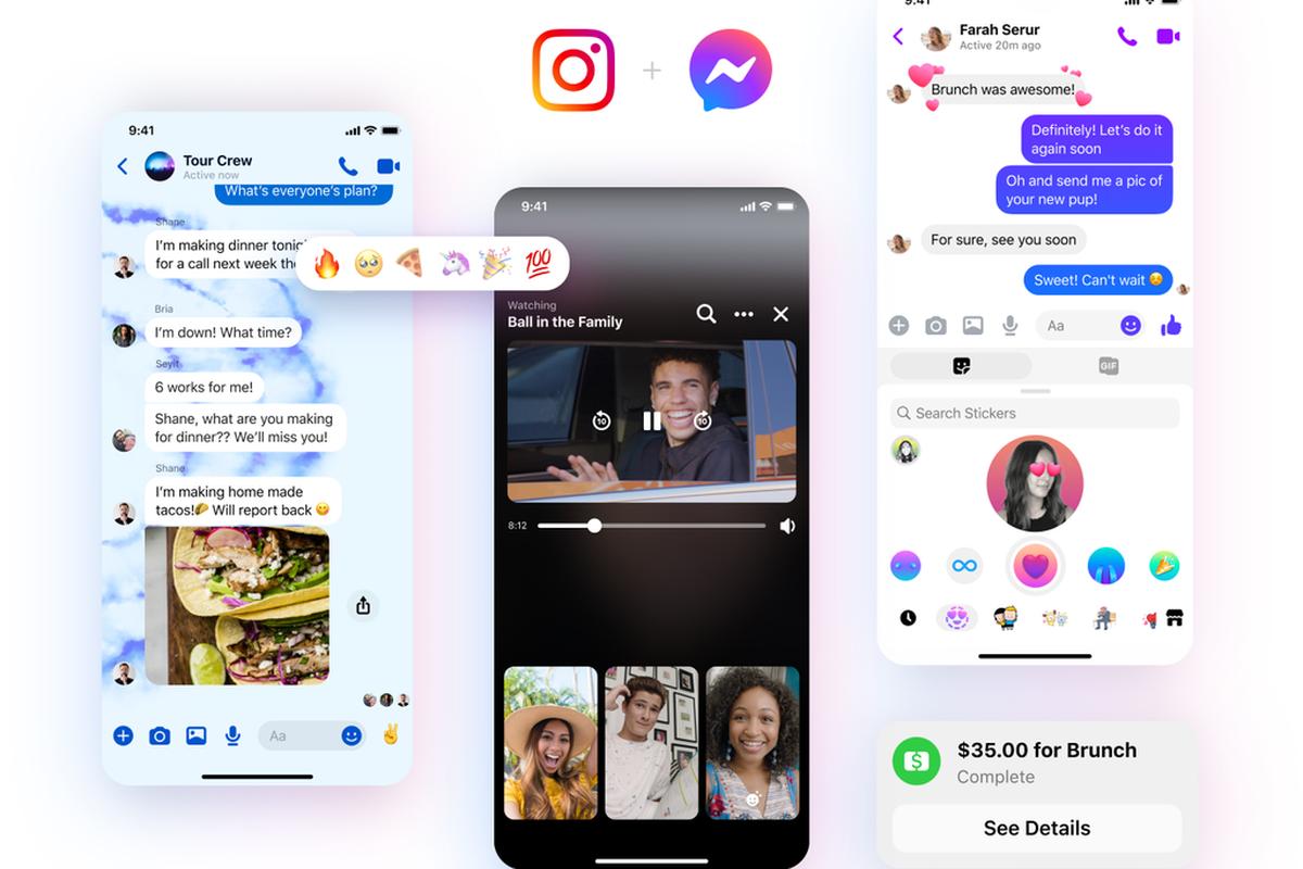 video calling apps - Facebook messenger