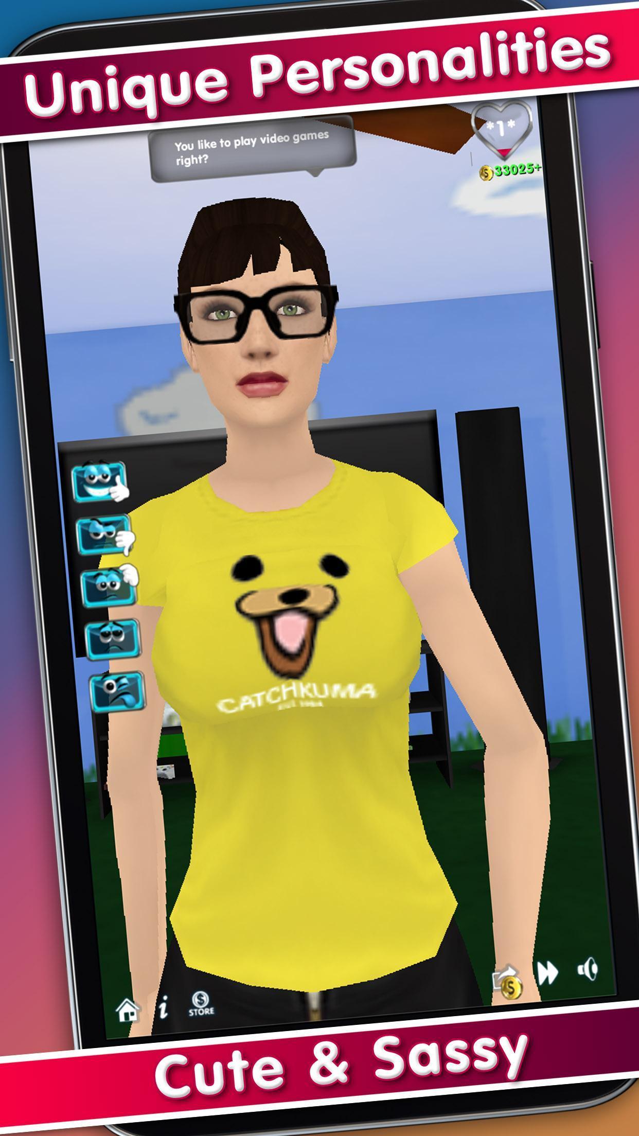 My Virtual Girlfriend FREE
